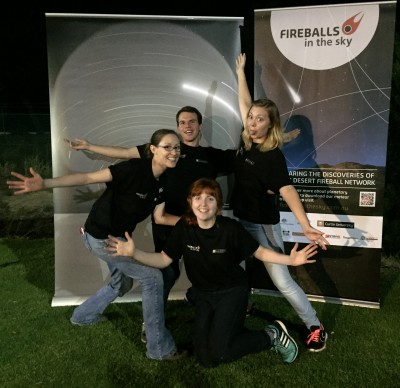 World's Largest Astronomy Lesson Jay Keegan Lucy Tayla